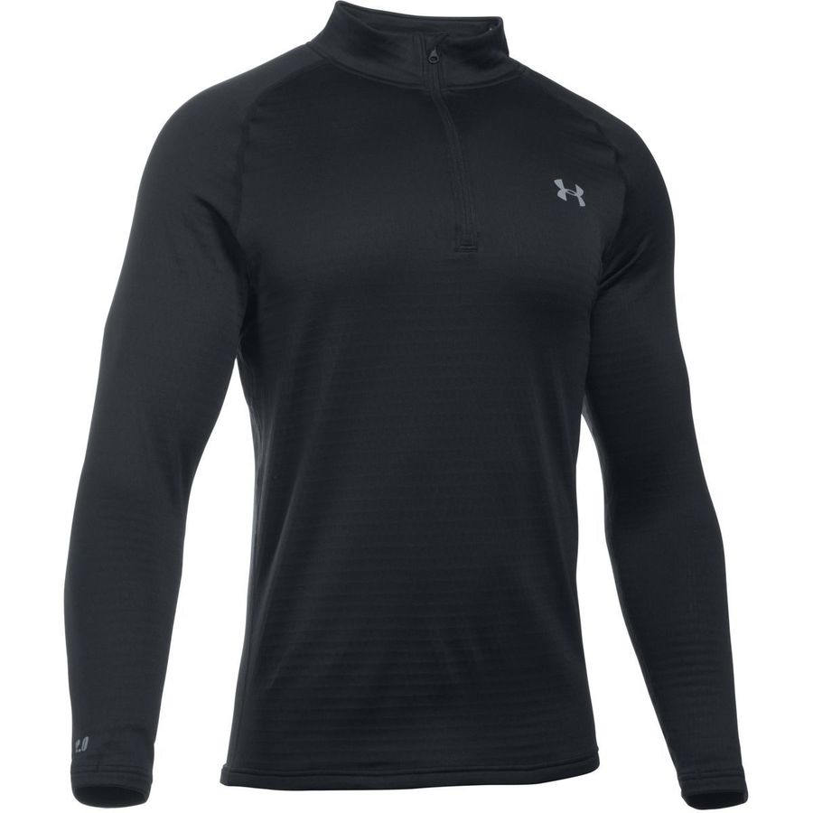Under Armour Base 2.0 1/4-Zip Top - Mens