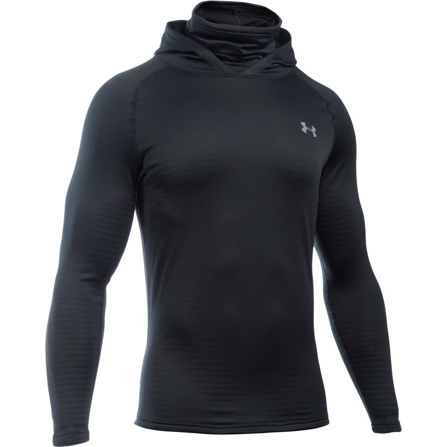 Under Armour Base 2.0 Hooded Top - Mens
