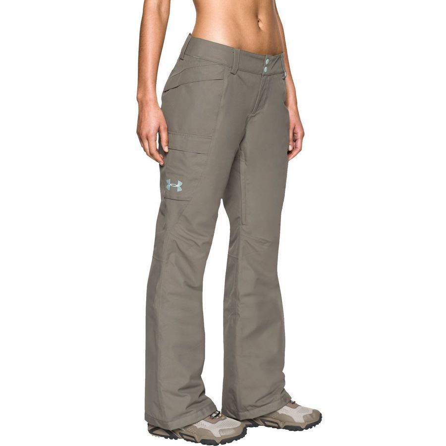 Under Armour Coldgear Infrared Chutes Insulated Pant - Womens