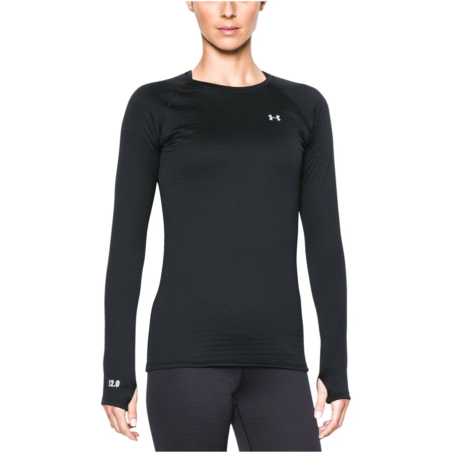 Under Armour Base 2.0 Crew - Womens