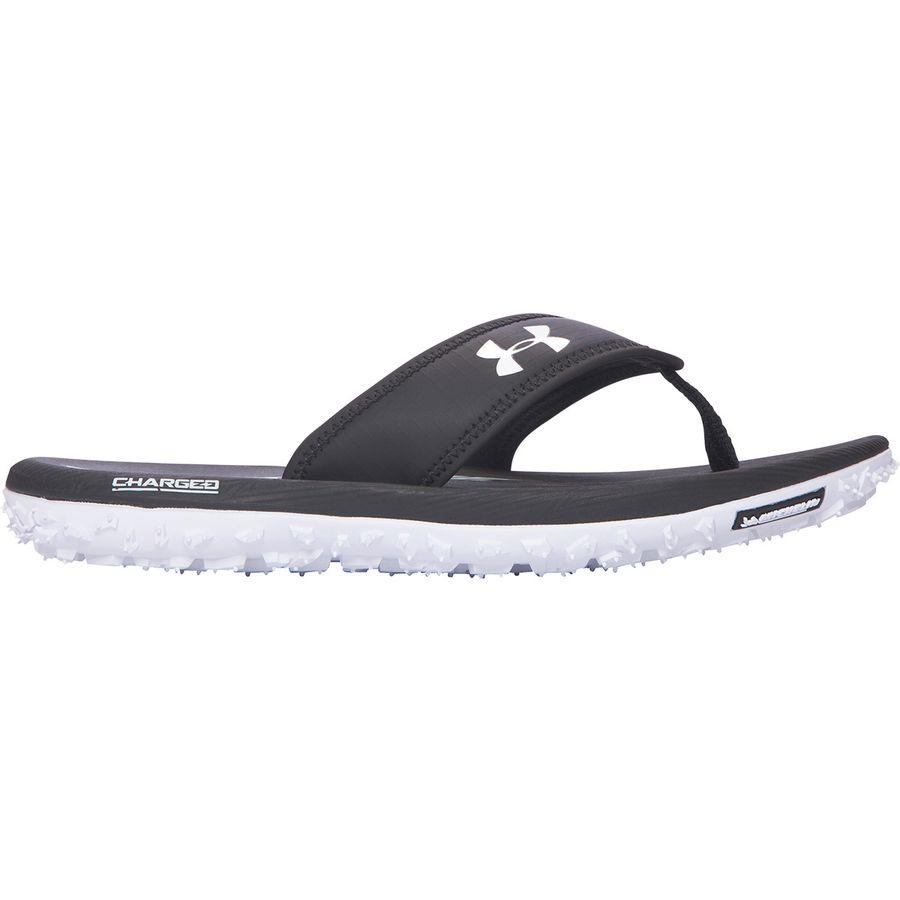 new concept 2f3c2 0529e Under Armour Fat Tire Flip Flop - Men's