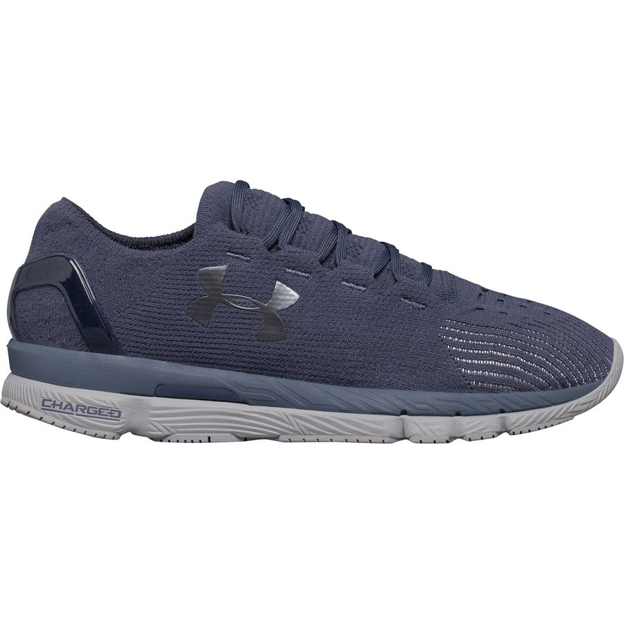 Under Armour - Speedform Slingshot Running Shoe - Men's - Apollo Gray/Overcast  Gray/