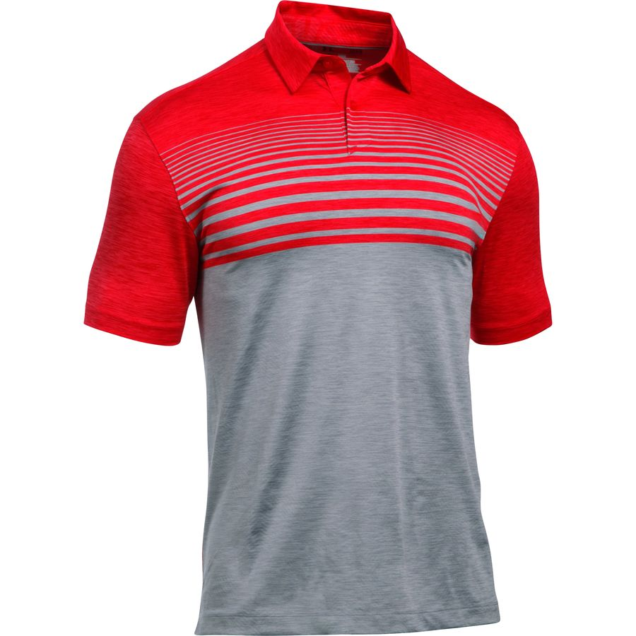 Under Armour CoolSwitch Upright Stripe Shirt - Mens