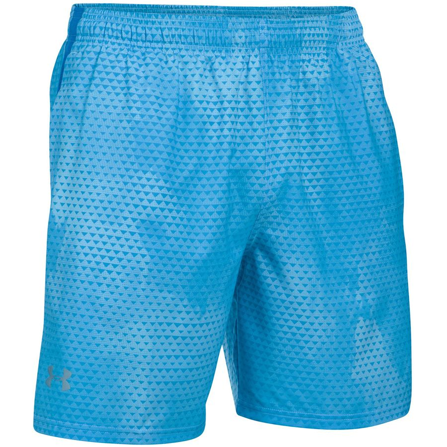 Under Armour Launch SW 7in Print Short - Mens