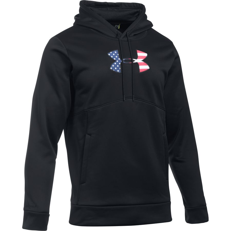 Under Armour Freedom BFL Icon Pullover Hoodie - Mens