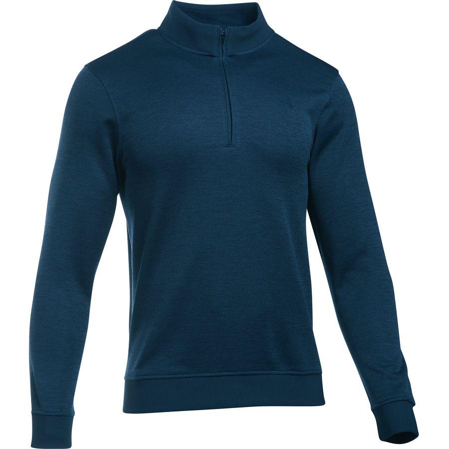 Under Armour Storm Sweater 1/4-Zip Fleece Jacket - Mens