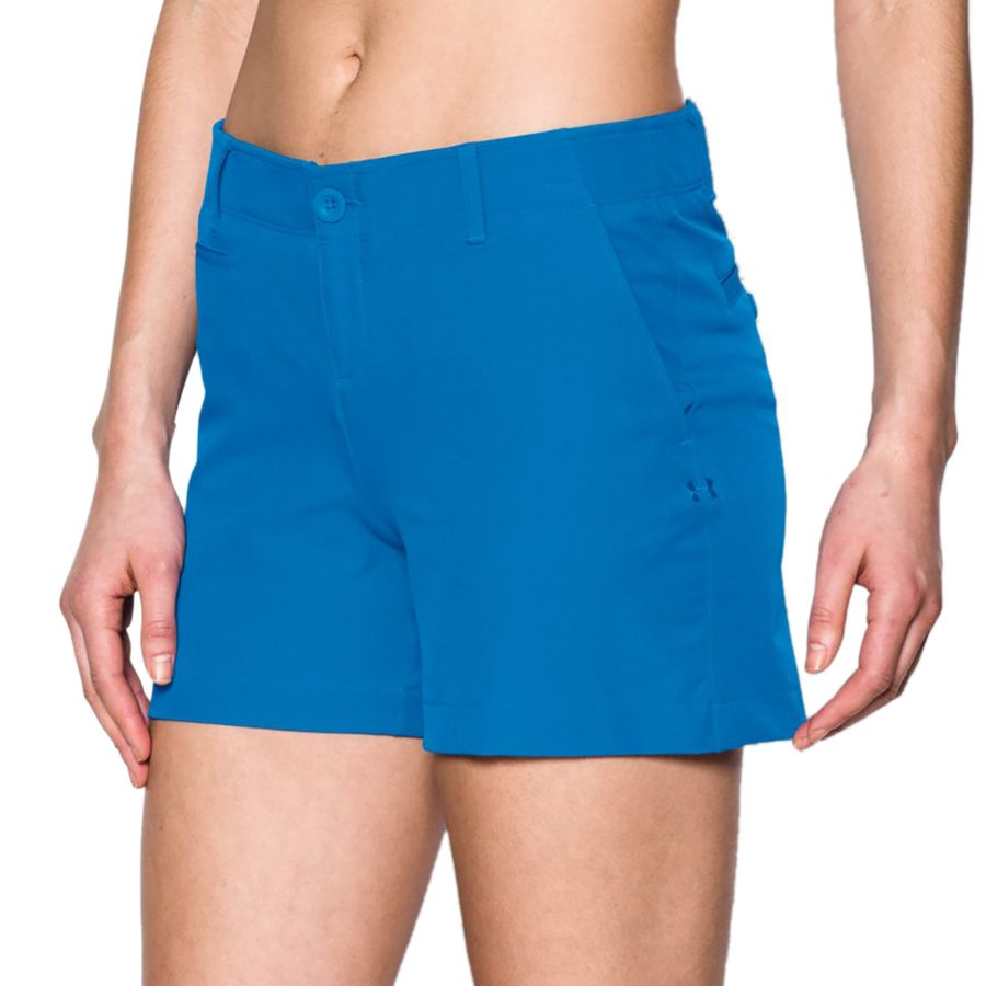 Under Armour Links Shorty 4in Short - Womens