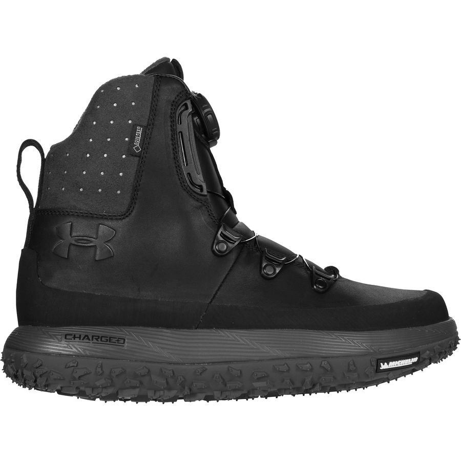 under armour fat tire boots. under armour - fat tire govie se boot men\u0027s nori green/black/ boots :
