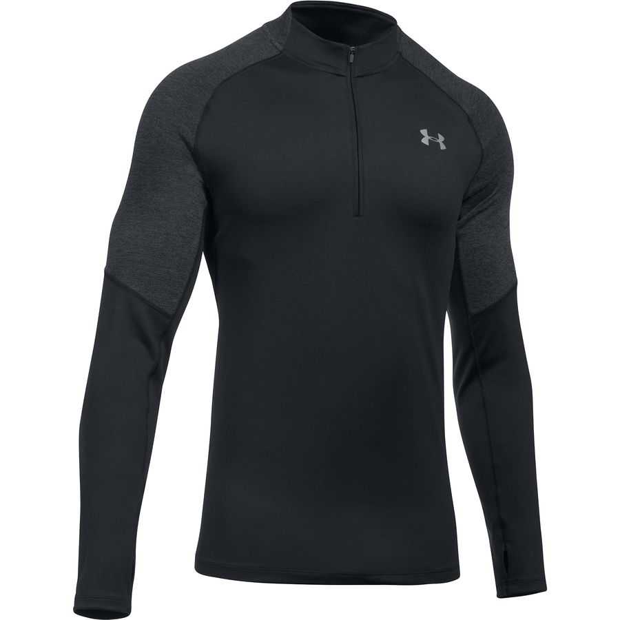 Under Armour Threadborne Run 1/4-Zip Long-Sleeve Shirt - Mens