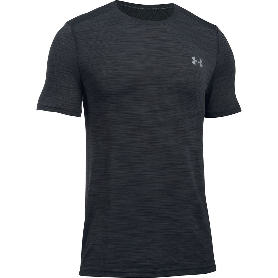Under Armour Threadborne Seamless Short-Sleeve Shirt - Mens