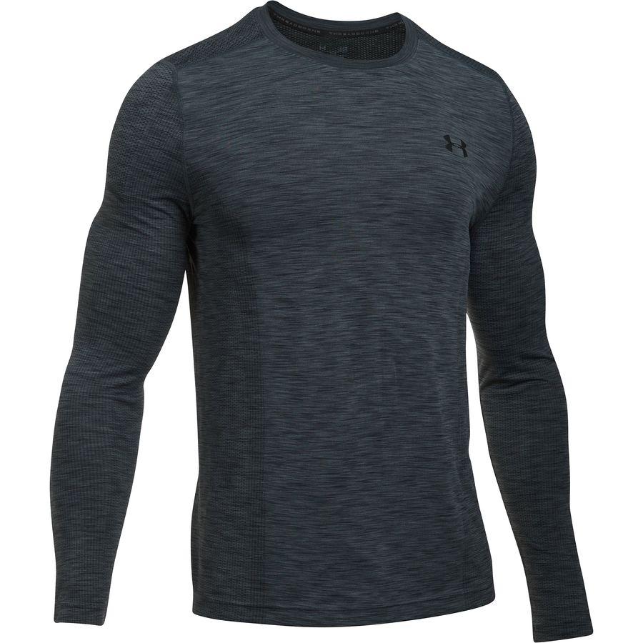 Under Armour Threadborne Seamless Long-Sleeve Shirt - Mens