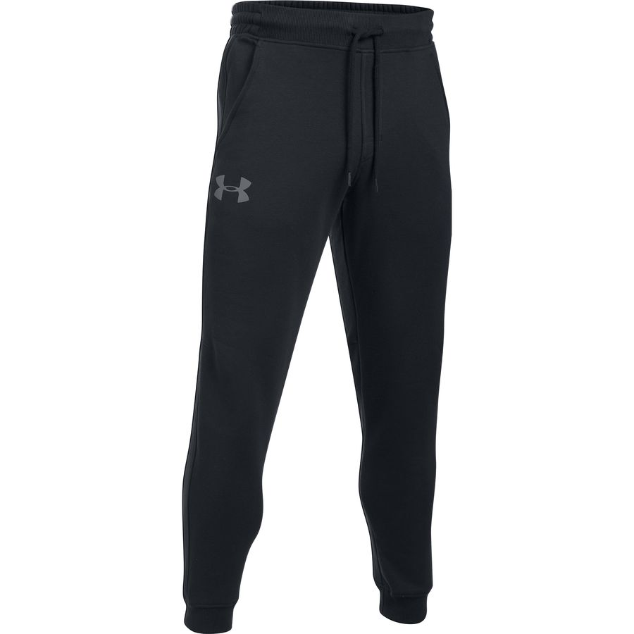 Under Armour Rival Fitted Tapered Jogger Pant - Mens