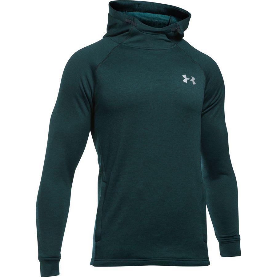 Under Armour Tech Terry Fitted Pullover Hoodie - Mens