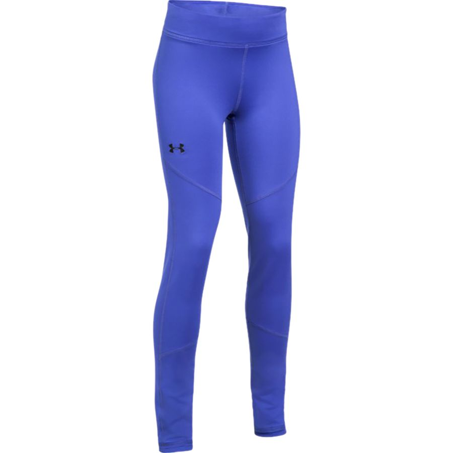 3efd9d46c40e4 Under Armour - ColdGear Legging - Girls' - Constellation Purple