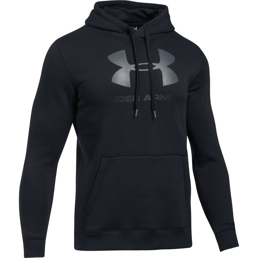 Under Armour Rival Graphic Pullover Hoodie - Mens