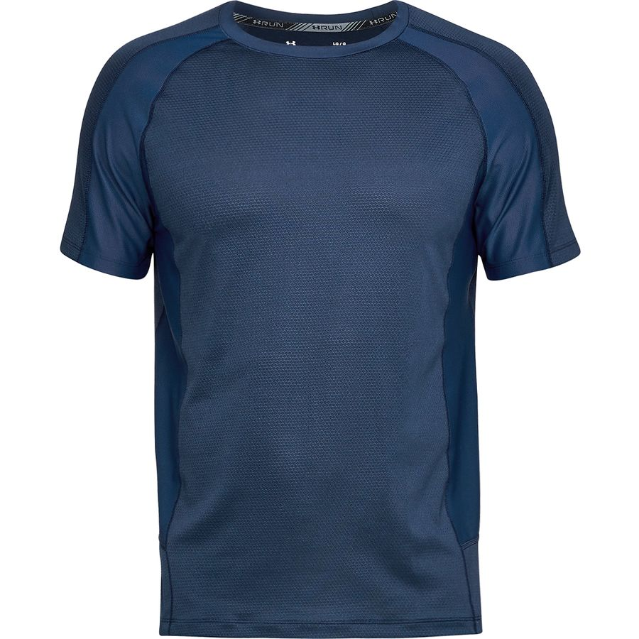 Under Armour Speed To Burn Short-Sleeve T-Shirt - Mens
