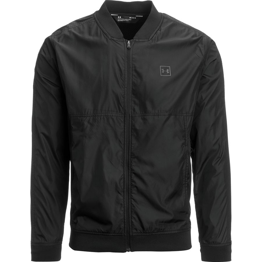 Under Armour Sportstyle Wind Bomber Jacket - Mens