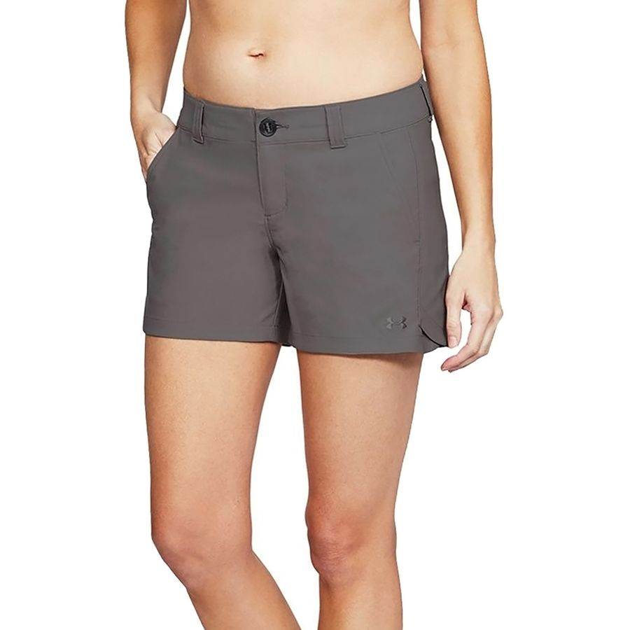 Under Armour Fish Hunter 4in Inlet Short - Womens