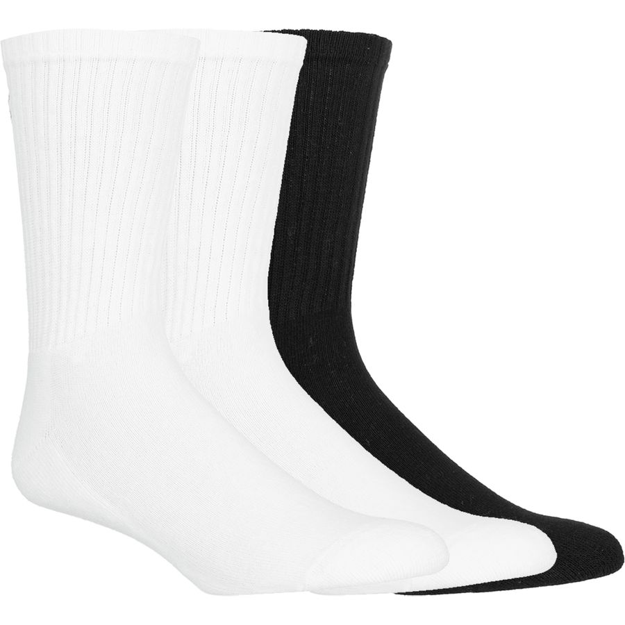 Under Armour Crew Sock - 3-Pack - Mens