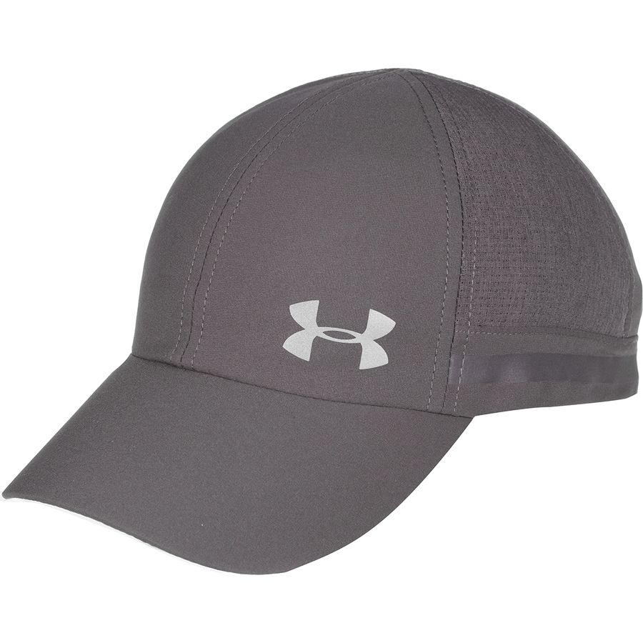 0008470b37a78 Under Armour - Fly By Cap - Women s - Ash Taupe Reflective