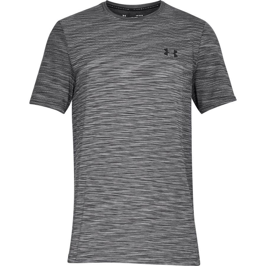 8282407d92 Under Armour Vanish Seamless Short-Sleeve Shirt - Men's