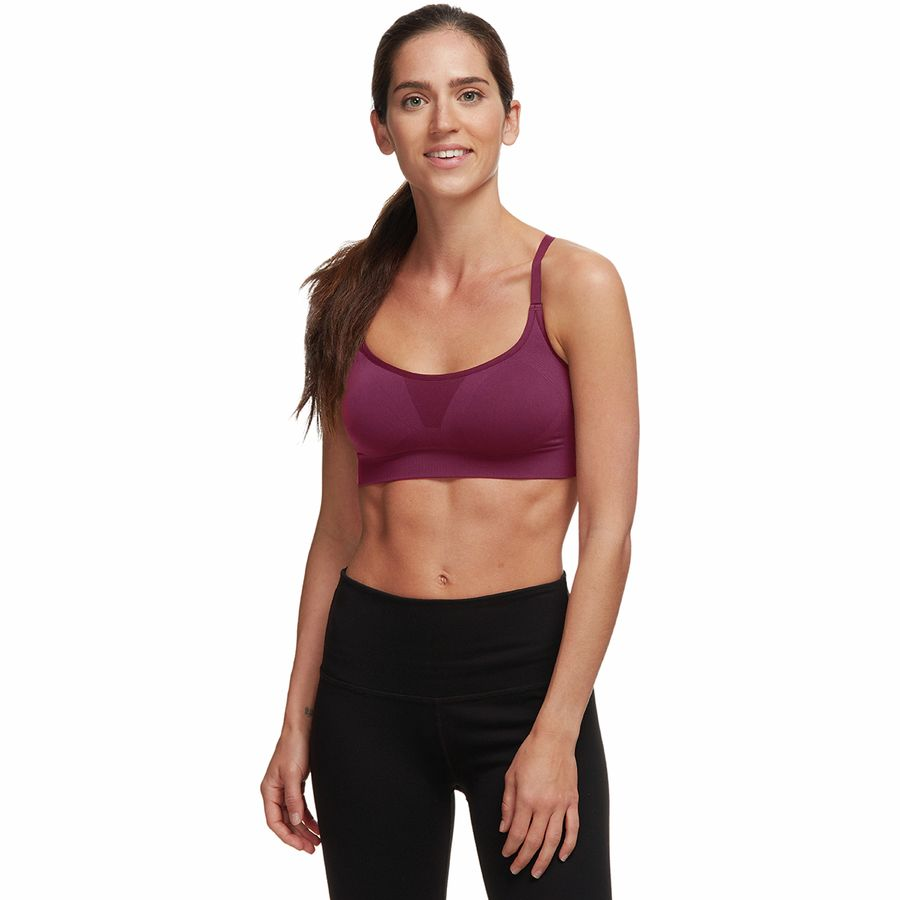 2760ed7c81 Under Armour Vanish Seamless Essentials Sports Bra - Women's