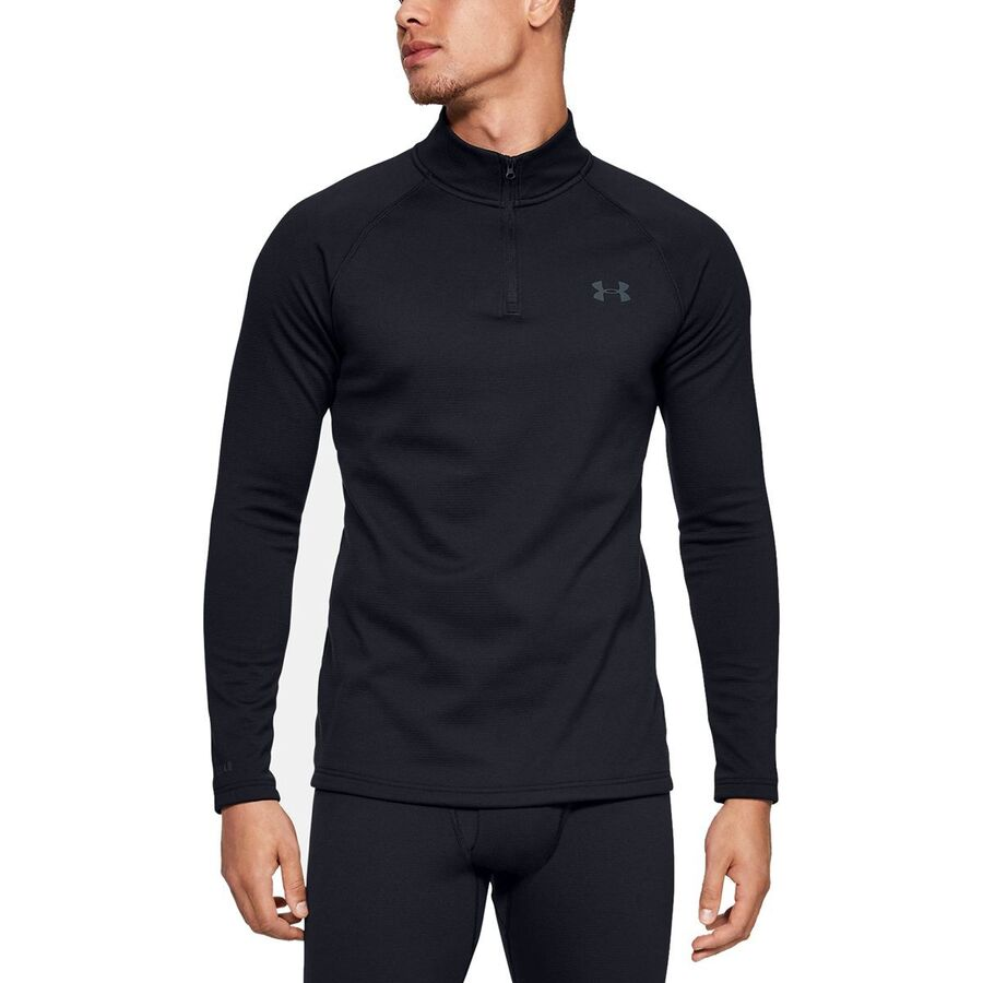 Under Armour Packaged Base 4.0 1/4-Zip Top - Mens
