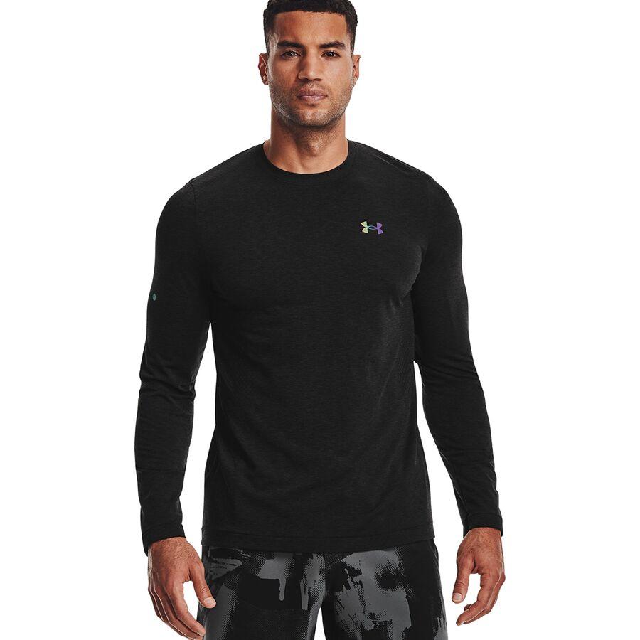 Under Armour Rush Seamless Long-Sleeve Shirt - Mens