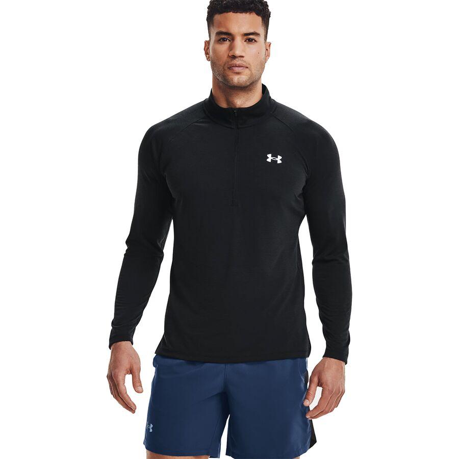 Under Armour Streaker Half-Zip Shirt - Mens