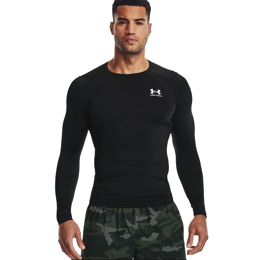 Under Armour HeatGear Armour Compression Long-Sleeve Shirt - Mens