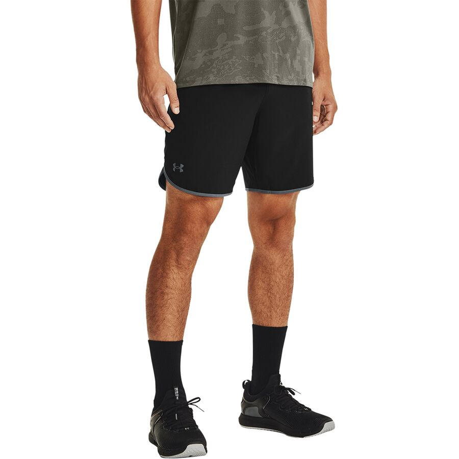 Under Armour Hiit Woven Short - Mens