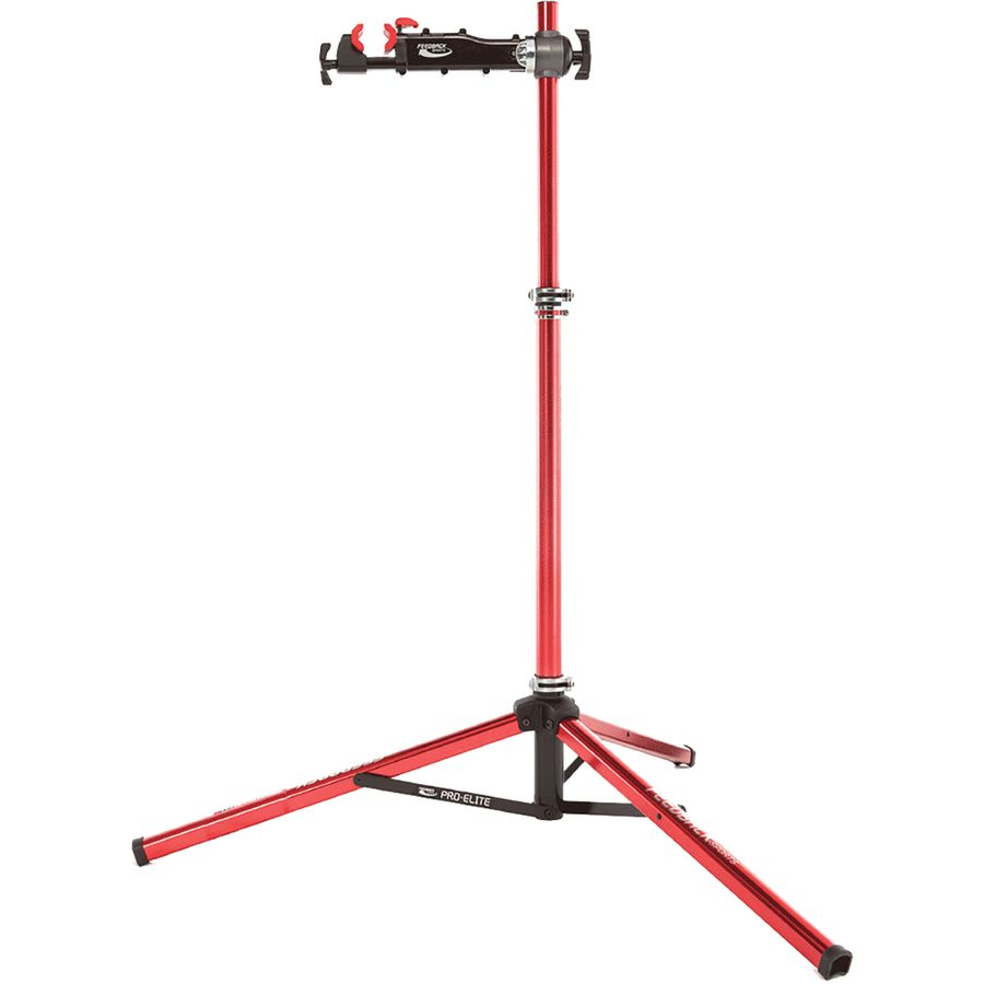 Feedback Sports Pro Elite Bicycle Repair Stand With Tote