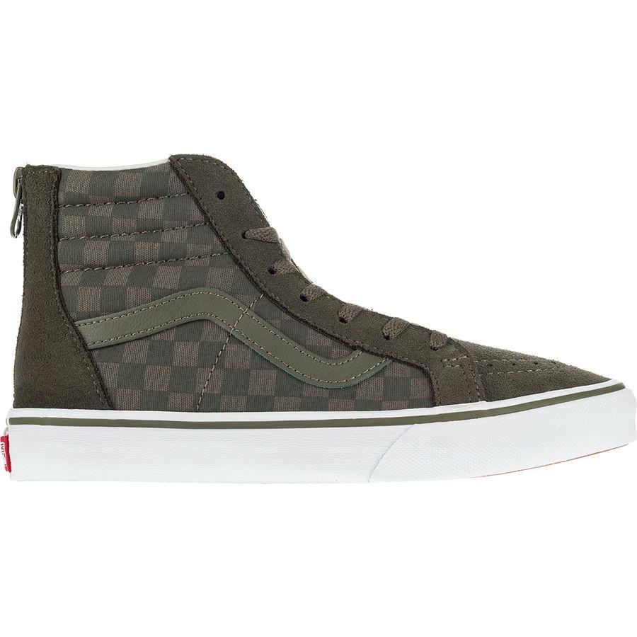 c576b617d4be1e Vans SK8-Hi Zip Skate Shoe - Kids