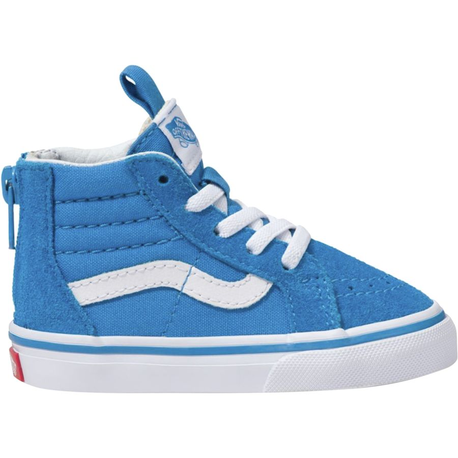 Baby & Toddler Clothing Vans Kids Sk8-hi Zip Toddler Sneakers Latest Technology Baby Shoes