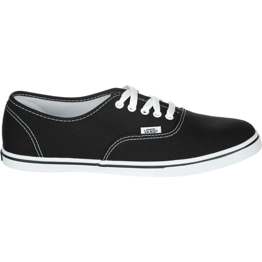 6cbcfad1057e Vans - Authentic Lo Pro Shoe - Women s - Black True White