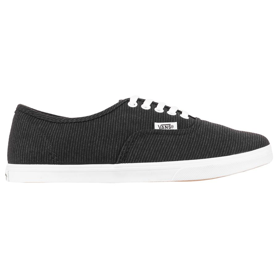 vans authentic lo pro białe