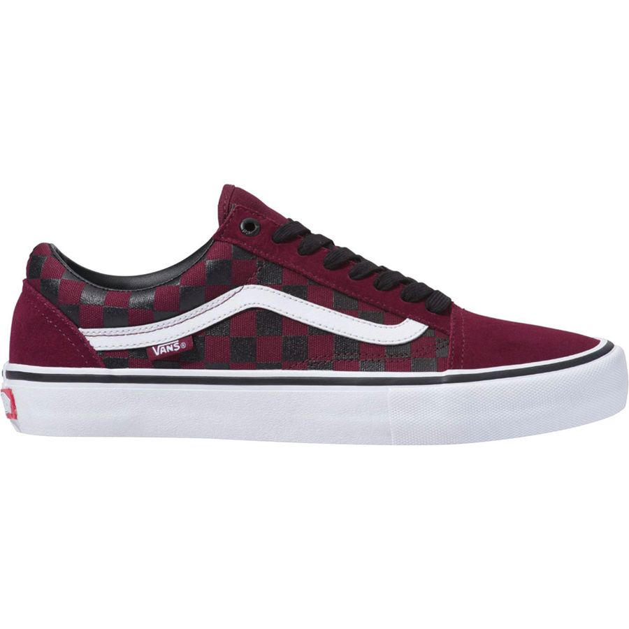 b0e83bfe0b24 Vans - Old Skool Pro Skate Shoe - Men s - (rubber Print) Port Royale
