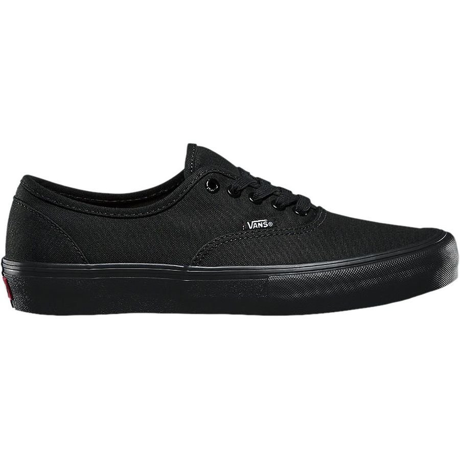 6e06d6b087 Vans - Authentic Pro Skate Shoe - Men s - Black Black