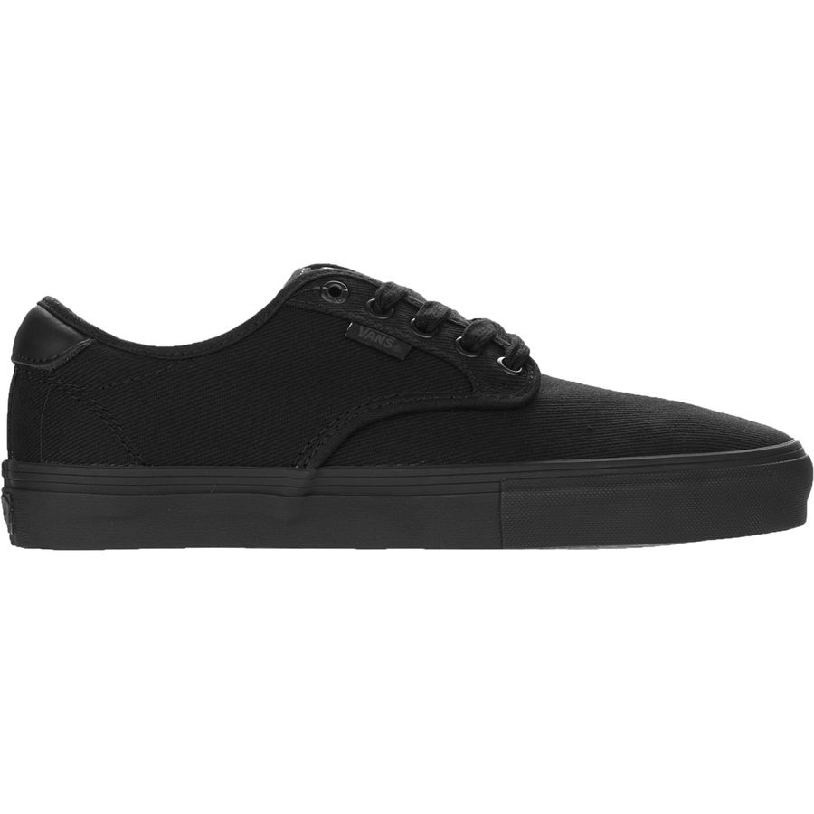 Vans - Chima Ferguson Pro Shoe - Men's - (twill) Blackout