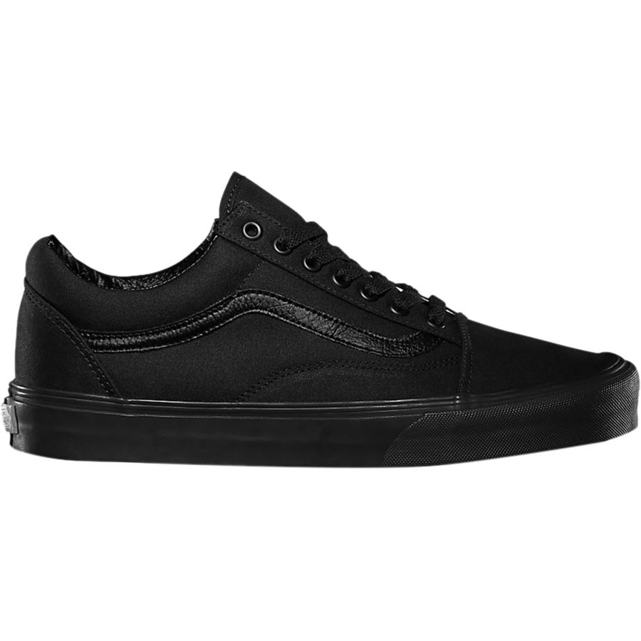 a648cb5ac947f Vans - Old Skool Shoe - Men s - Black Black