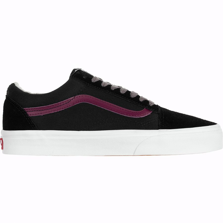 d71078dc317dec Vans - Old Skool Shoe - Men s - (jersey Lace) Black Port Royale