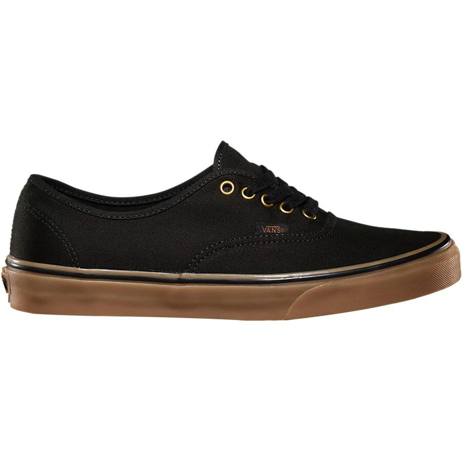 87cc57e96e2 Vans - Authentic Shoe - Men s - Black Rubber