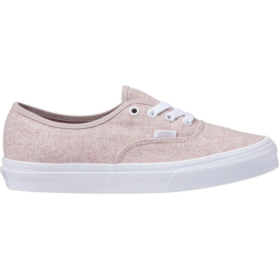 63b850122e Vans - Authentic Shoe - Women s - (flannel) Violet Ice True White