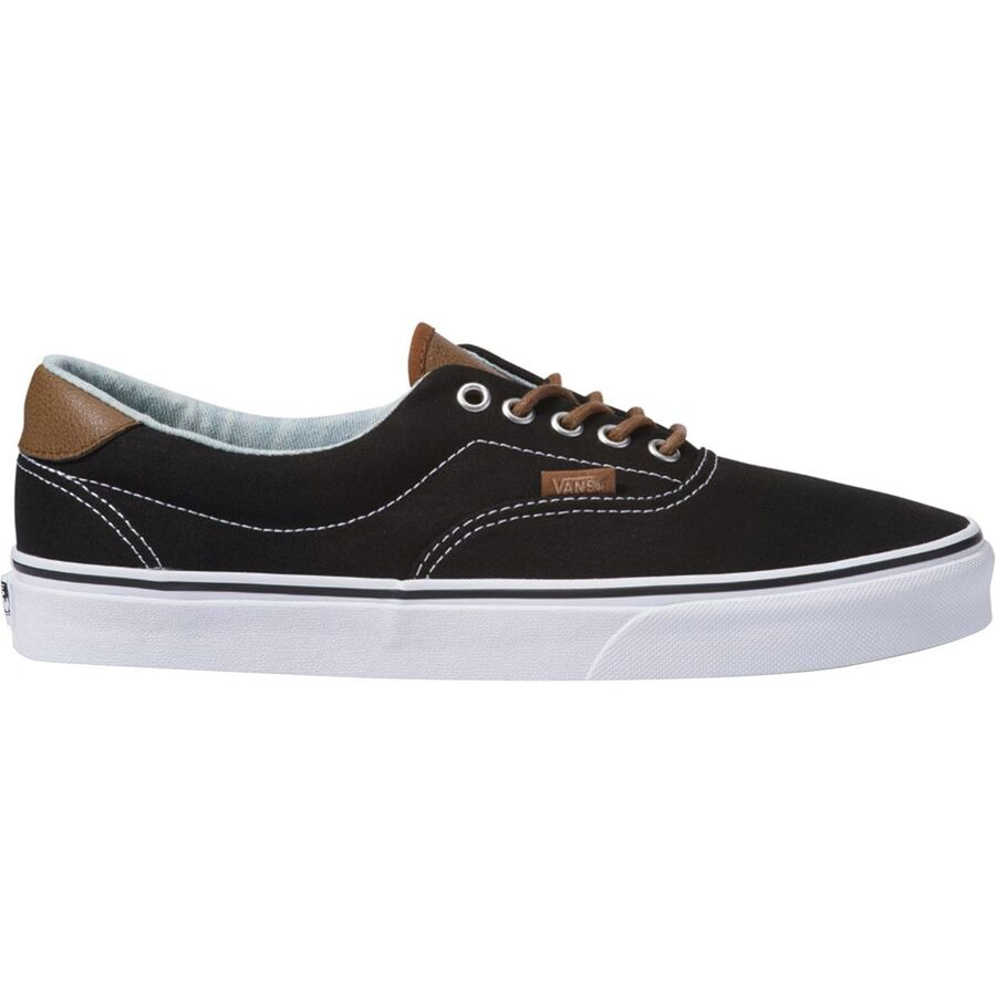 Vans - ERA 59 Shoe - Men s - (c l) Black Acid Denim 41e660d73