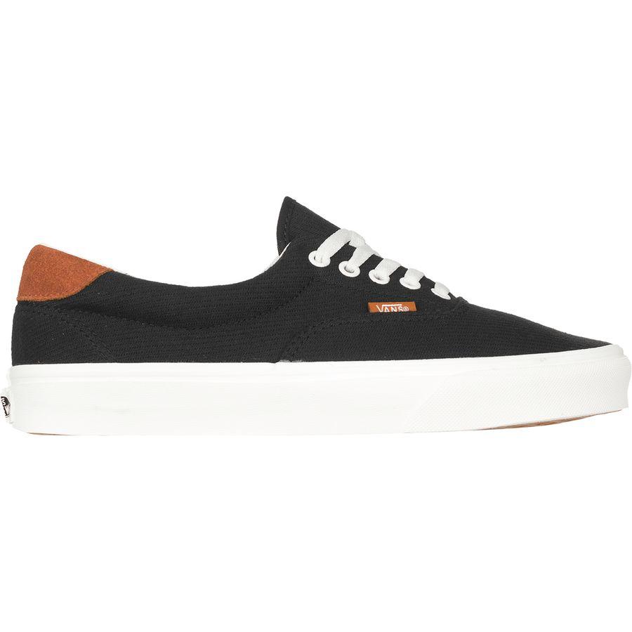 45031dcf195 Vans - ERA 59 Shoe - Men s - (flannel) Black