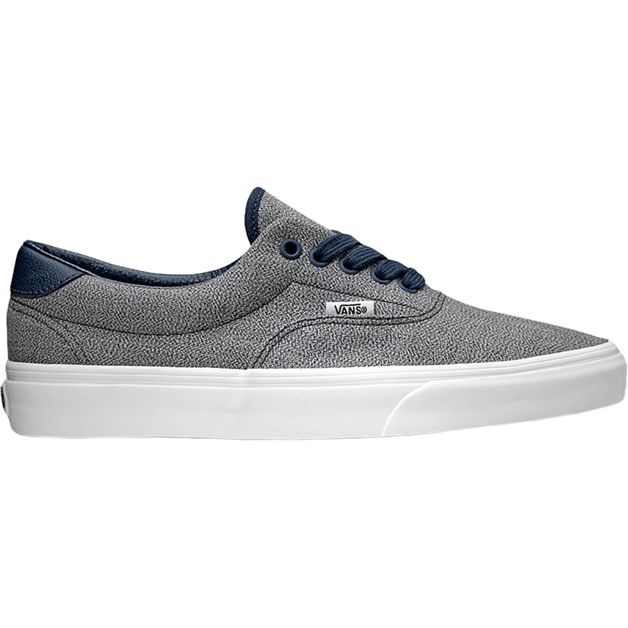 Vans - ERA 59 Shoe - Men's - (suiting) Blueberry/True White