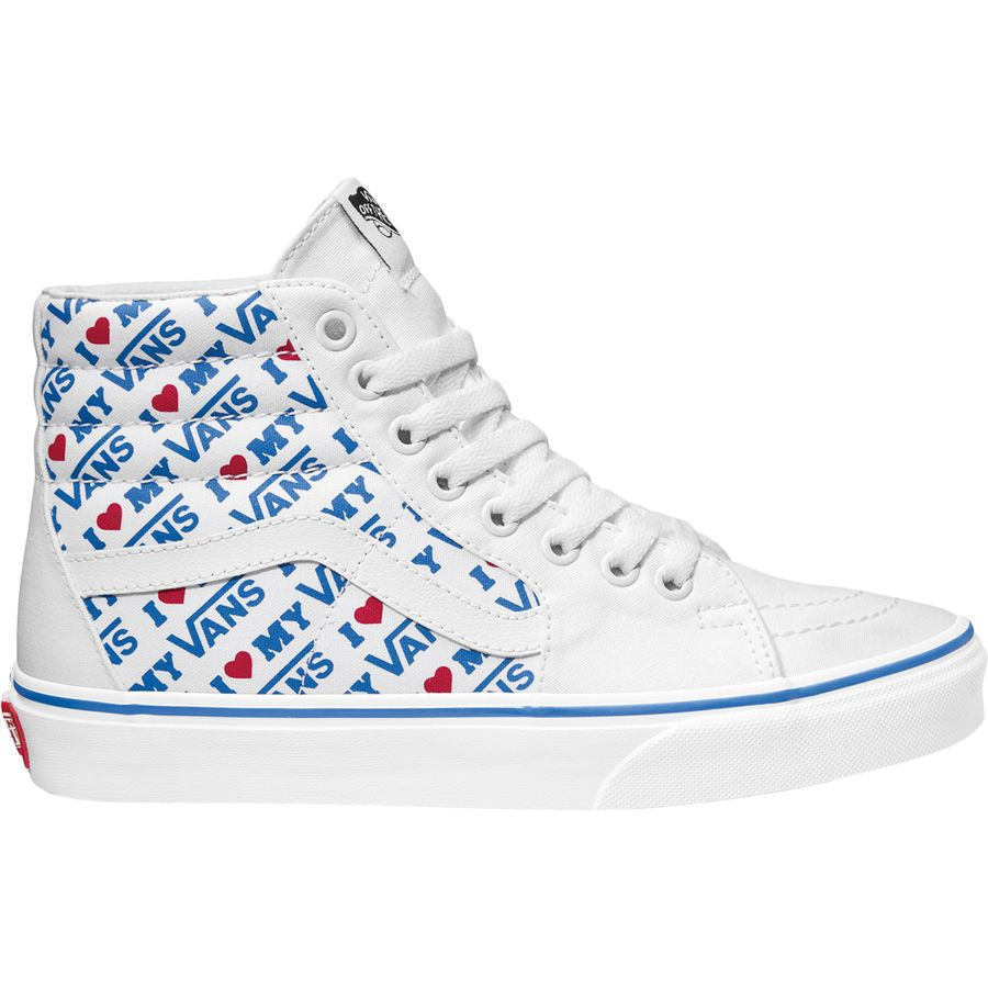 a2c0b27f2d1 Vans - Sk8-HI Shoe - Women s - (i Heart Vans) True White