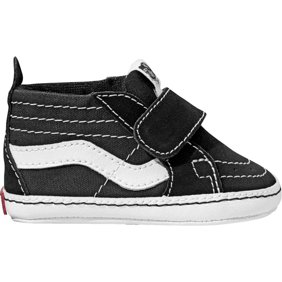 Vans Sk8-Hi Crib Shoe - Infants