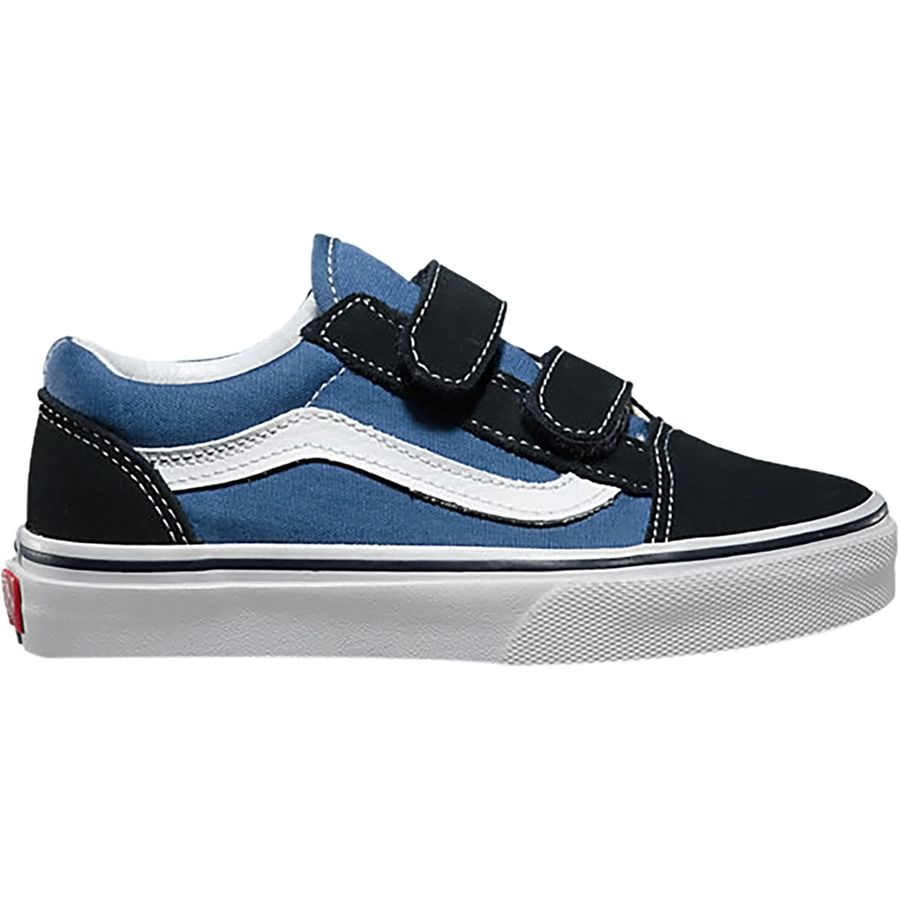 728004e78f Vans - Old Skool V Shoe - Kids  - Navy True White