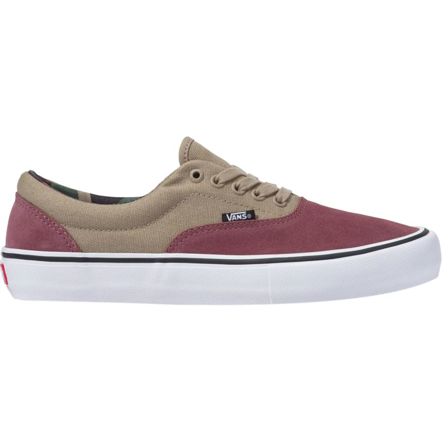 7b498e1cdf84 Vans - Era Pro Shoe - Men s - (camo) Rose Taupe